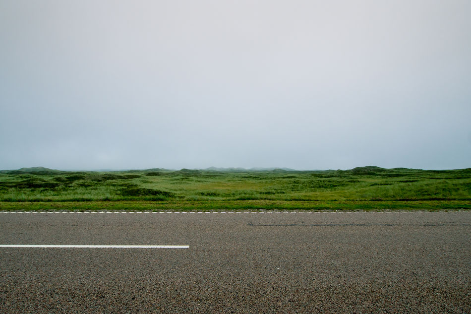 Airport Runway Beauty In Nature Danmark Day Field Grass Landscape Nature No People Outdoors Road Scenics Sky Thy Tranquility Transportation