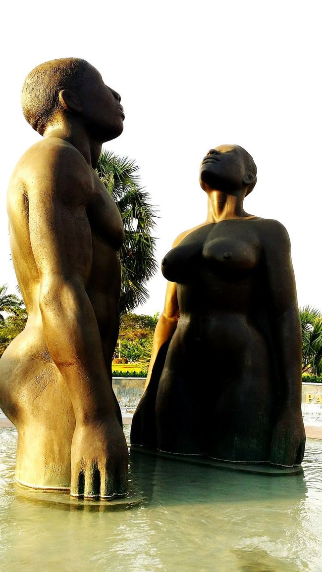 Free yourself from mental slavery. Emancipation Jamaica Statue Freedom Freemind  Liberty Newkingston