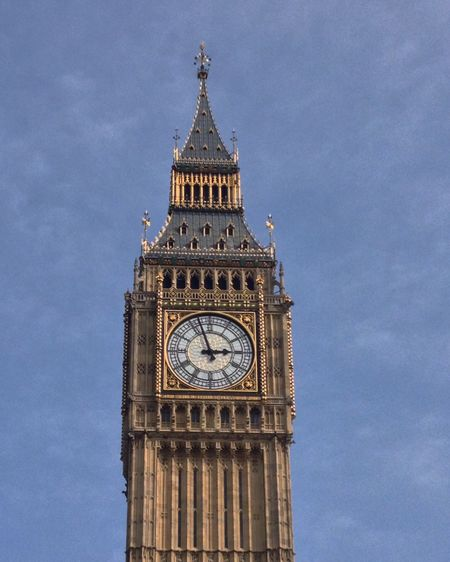 Hello Ben Big Ben Clock Tower Kuala Lumpur London Low Angle View Tower Travel Destinations Travel Photography Traveling Uk United Kingdom Westminster Westminster Tower