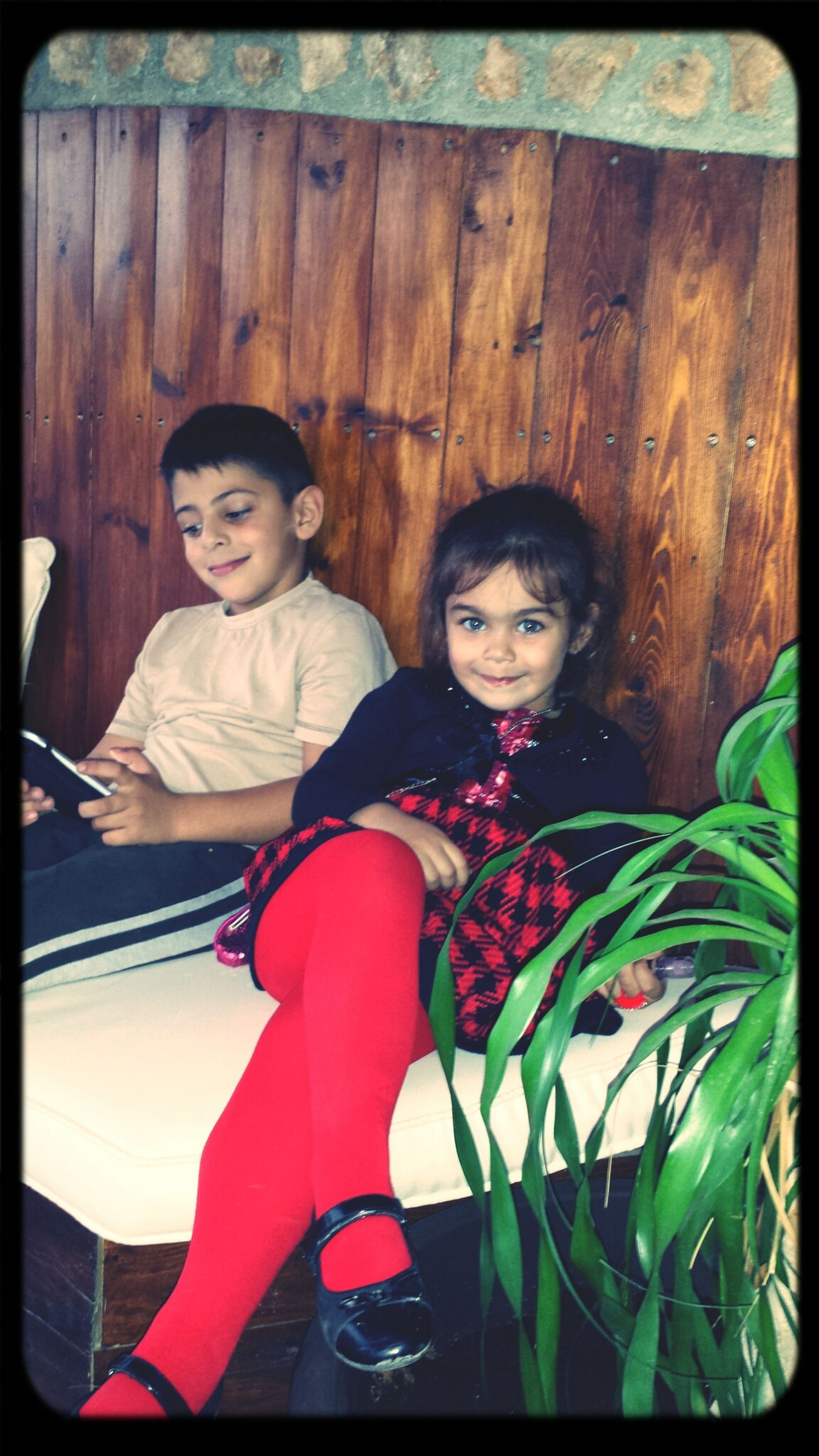 Ali ve Nisa ~ Ismet Alibeyoglu house - Pyla