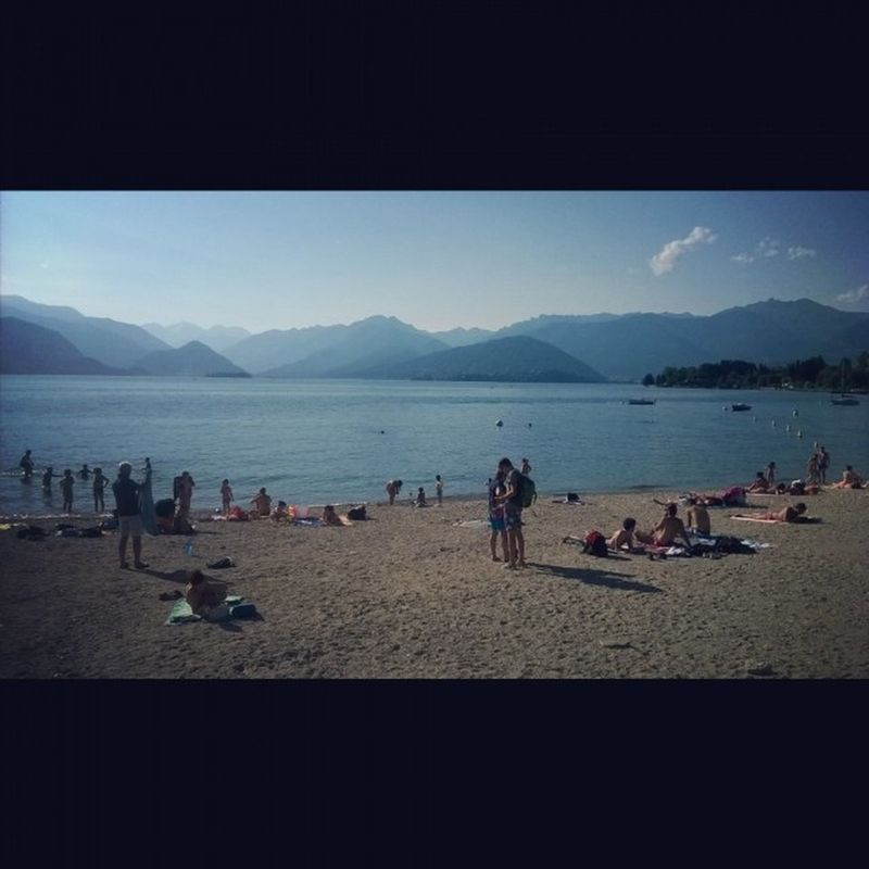Godere Vacanze Lago Reno Lagomaggiore Oggivacosì Domanianche GoDo Holidays2k15 @tommy_ferri_ Fotoinposedamodella Maseinaciospa