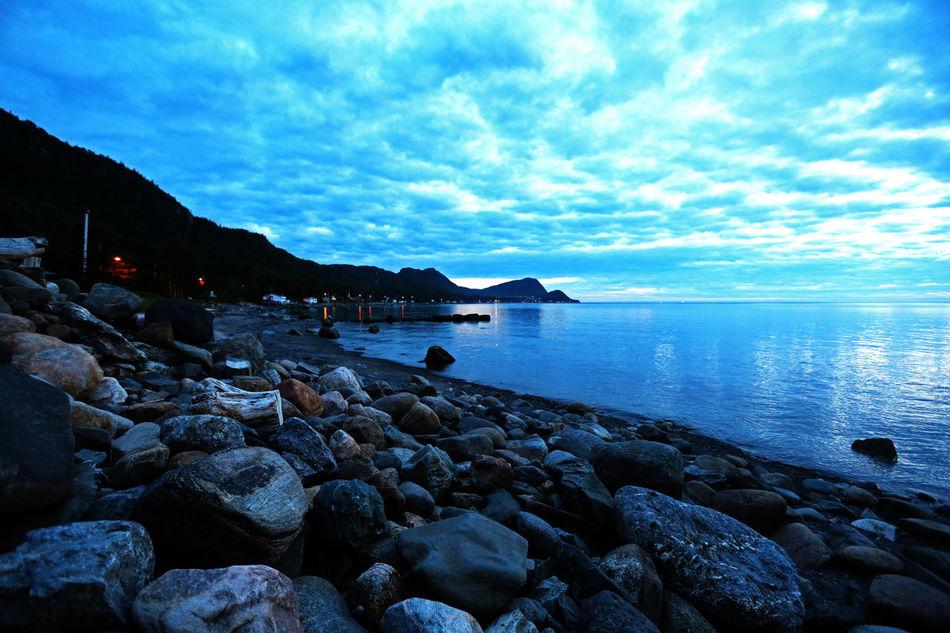 EyeEm EyeEm Best Edits EyeEm Gallery Love Nature Sky St Fabien Sur Mer ,Quebec, Canada Tranquil Scene Found On The Roll