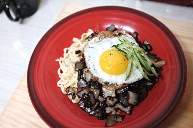 홈메이드 짜장면~ Cooking Homemade Nudle Food Daily Life X100t FujiX100T Fujifilm Snap Enjoying Life