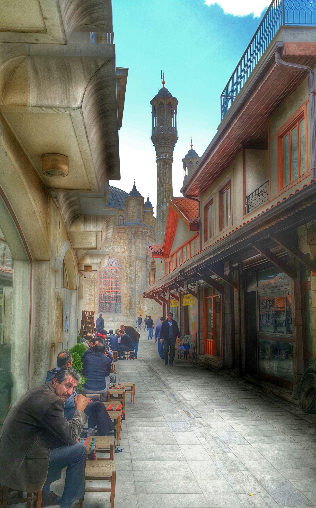 Tarihi bedesten çarşısından bir kare Konya Konyagram Konyainstagram