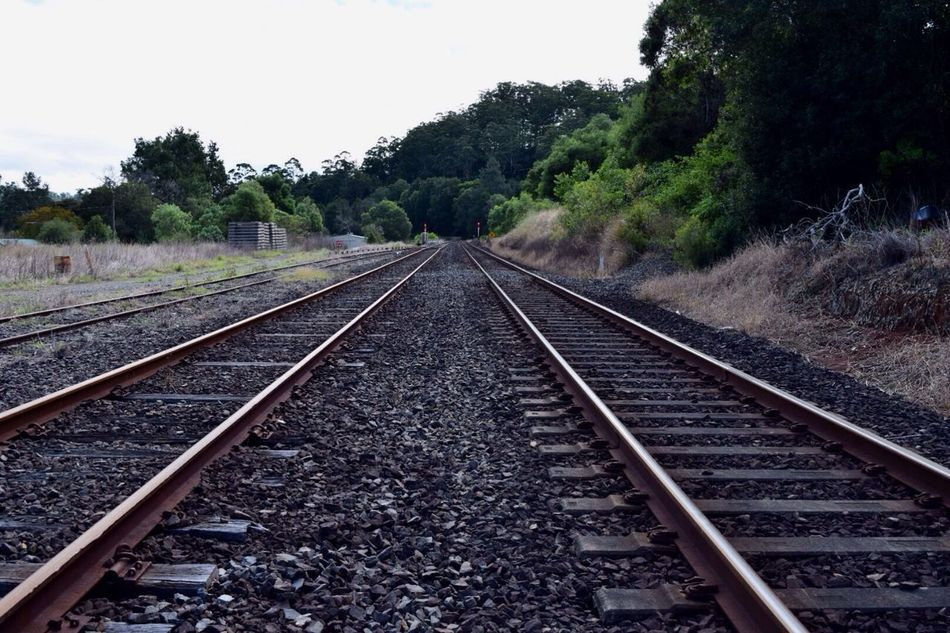 Railway Rails Trains Rail Lines Grimy Hanging Out Check This Out