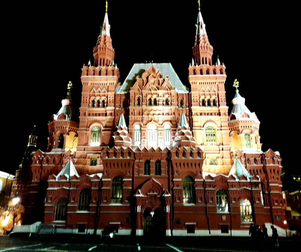 Tower City Architecture Travel Night No People New Москва Moskow Red Square Love Day History истерия эпоха 2017 краснаяплощадь сказка любовь дружба зима инста Travel Destinations Politics And Government Government