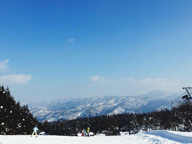 Snowboarding Snow