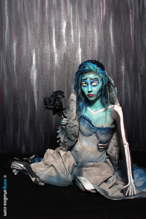 @melvinmaya @mmpstudios_com Followme Photography Photoshoot Model Bodyart Bodypaint Artistic Artsy Creative Creativemakeup Timburton CorpseBride Awesome Amazing RAD People Random Studioshoot Houston Texas Tim Burton Corpse Bride  BlueHair Tealhair Leavecomments