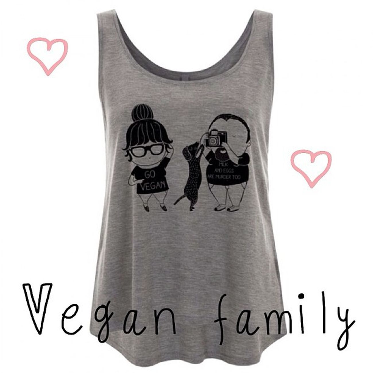 Vegan family tencel tank top, available now! www.chiaralascura.it #vegan #veganfashion #veganshopping #veganshirt #veganfashion #modaetica #modabio #tencel #fairwear #vegansofig #ecofashion #chiaralascura #ethicalfashion Vegan Vegansofig Chiaralascura Veganshirt Veganshopping Fairwear Veganfashion Ecofashion Modaetica Ethicalfashion Tencel Modabio