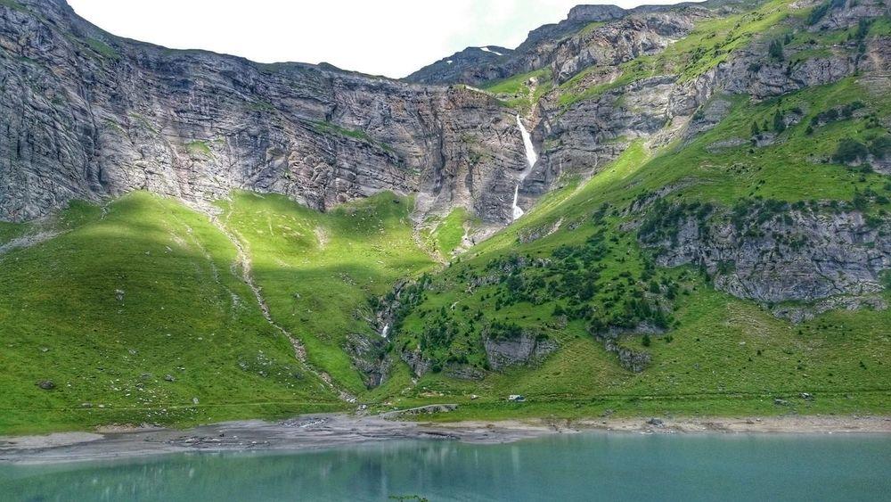 Graubünden Switzerland Mountain Snapseed Beautiful Nature