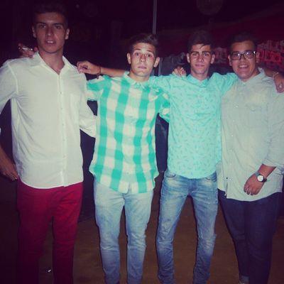 Feriiiiiiiia14 Con Los Bro ♥