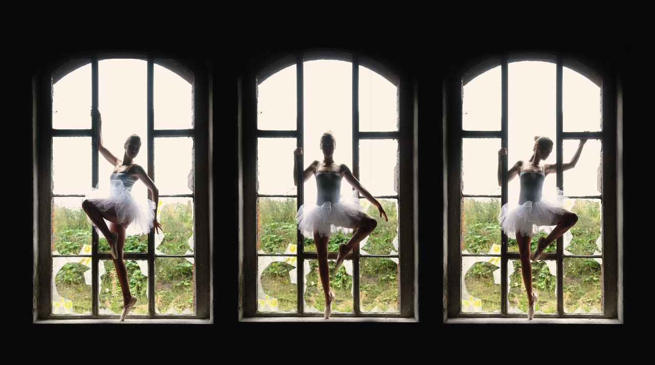 Beautiful stock photos of ballet, 18-19 Years, Arch, Arts Culture And Entertainment, Balance
