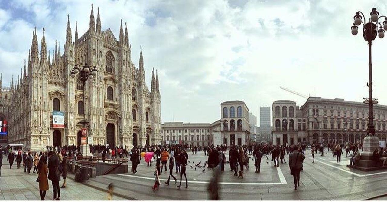 Milano s Duomo