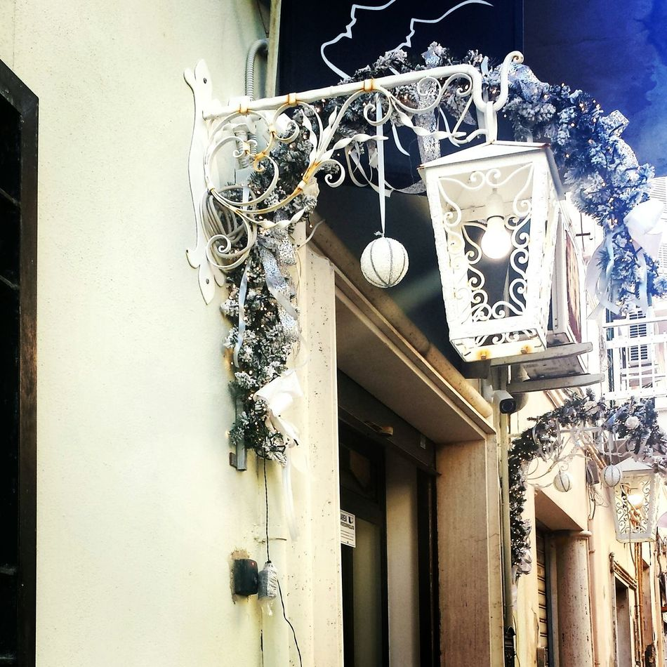 Decoration Architecture City Illuminated Vacations Picoftheday Relaxing First Eyeem Photo Looking At Camera Photooftheday Passeggiata Winter Christmas Lights Anzio Christmas Ornament Smiling Lifestyles Happiness Front View Lanterna