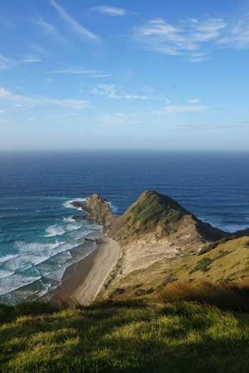 Beautiful new zealand.. I miss you ! Horizon Over Water Coastline Scenics Landscape Nature Sand Outdoors Cliff Wave Sand Dune Travel Destinations Beauty In Nature Beach Sea Great Atmosphere Beautiful ♥ Great View The Great Outdoors - 2017 EyeEm Awards Cape Reinga Newzealand Live For The Story Place Of Heart Sommergefühle EyeEm Selects Breathing Space An Eye For Travel
