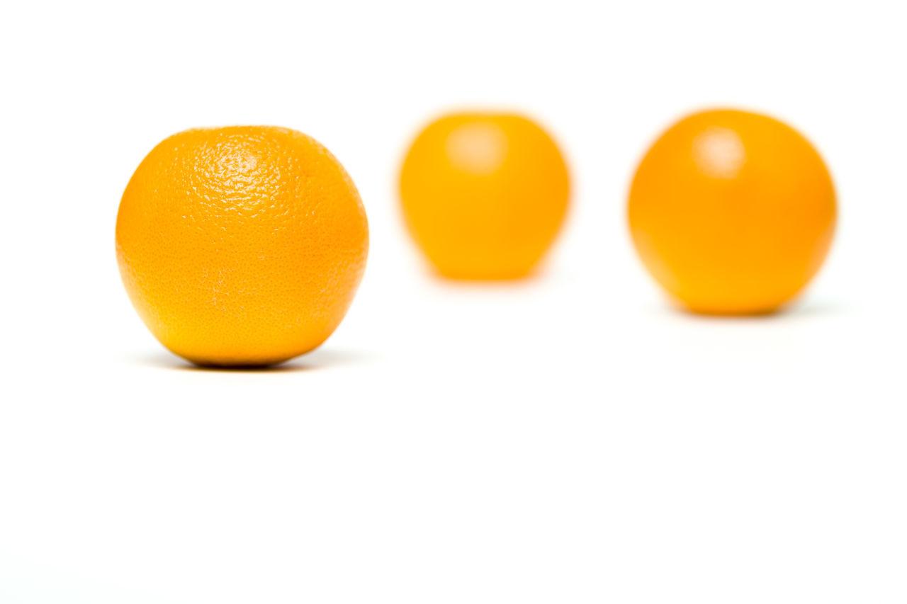 healthy eating, orange color, food and drink, white background, orange - fruit, yellow, fruit, citrus fruit, food, studio shot, freshness, no people, close-up, indoors, egg yolk, day
