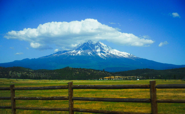 There's something about mountains that's just naturally impressive. Mt. Shasta Big Mountain Mountainscape Green Field Mountain And Valley Landscape_photography Mount Shasta Mount Shasta, CA Mount Shasta, California Mt.shasta Mountain View Mountain Mountain Clouds White Clouds Clouds And Mountain Lonely Mountain Sunny Day Wooden Fence California Eyeem California Fujifilm Finepix Xp60