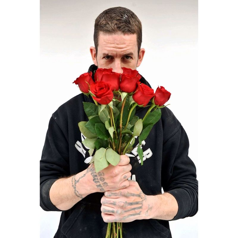 St. George's Day The Portraitist - 2015 EyeEm Awards Portrait Roses