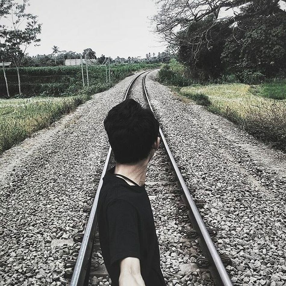 Life is a long journey, but someday i'll get there. VSCO Instamood Exploreindonesia Indotravellers Vscofolks Blitar