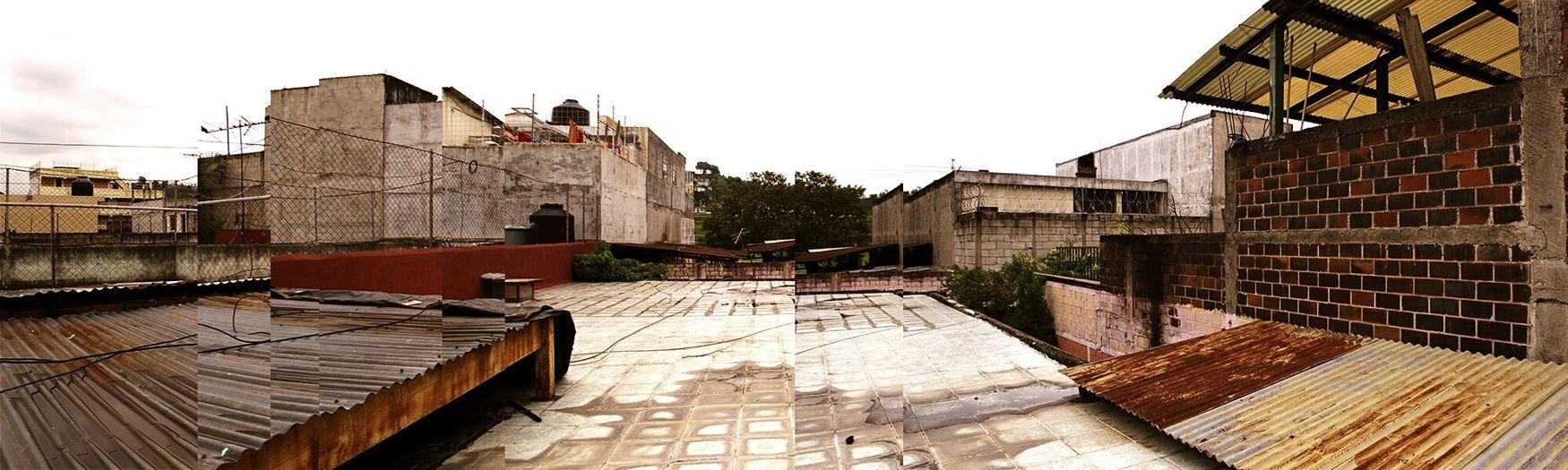 Intento fallido de panoramica con Nikon D3100 No People Outdoors City Cloud - Sky Sky