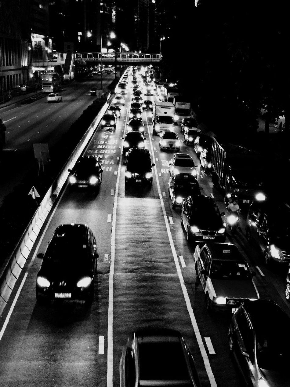 All roads lead to somewhere @hongkong First Eyeem Photo