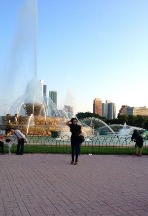 I've been so busy my lovely friends :/ sorry about that !i will get back to you ASAP .. Hi from the Windy City Chicago