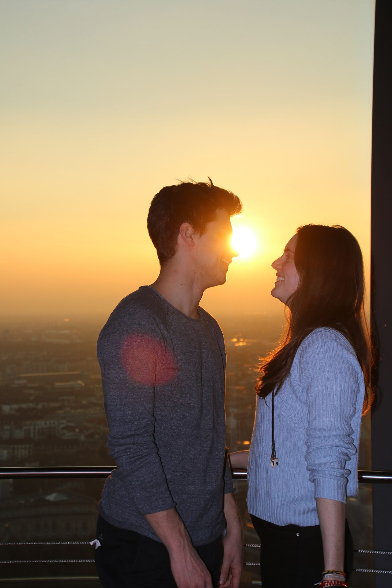 Two People Love Dating Togetherness Couple - Relationship Sunset Lifestyles Romance Heterosexual Couple Men Affectionate Couple Happiness Flirting Adults Only Males  Bonding Friendship Sunlight Smiling Mannheim Love AMPt - LOVE AMPt_LOVE Romantic