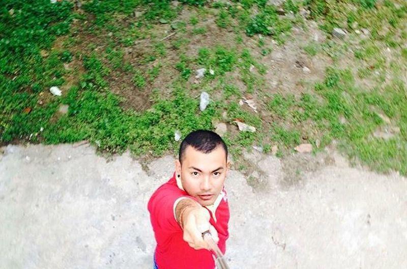 No_Edit in 2014 . Selfie_stick Selfie