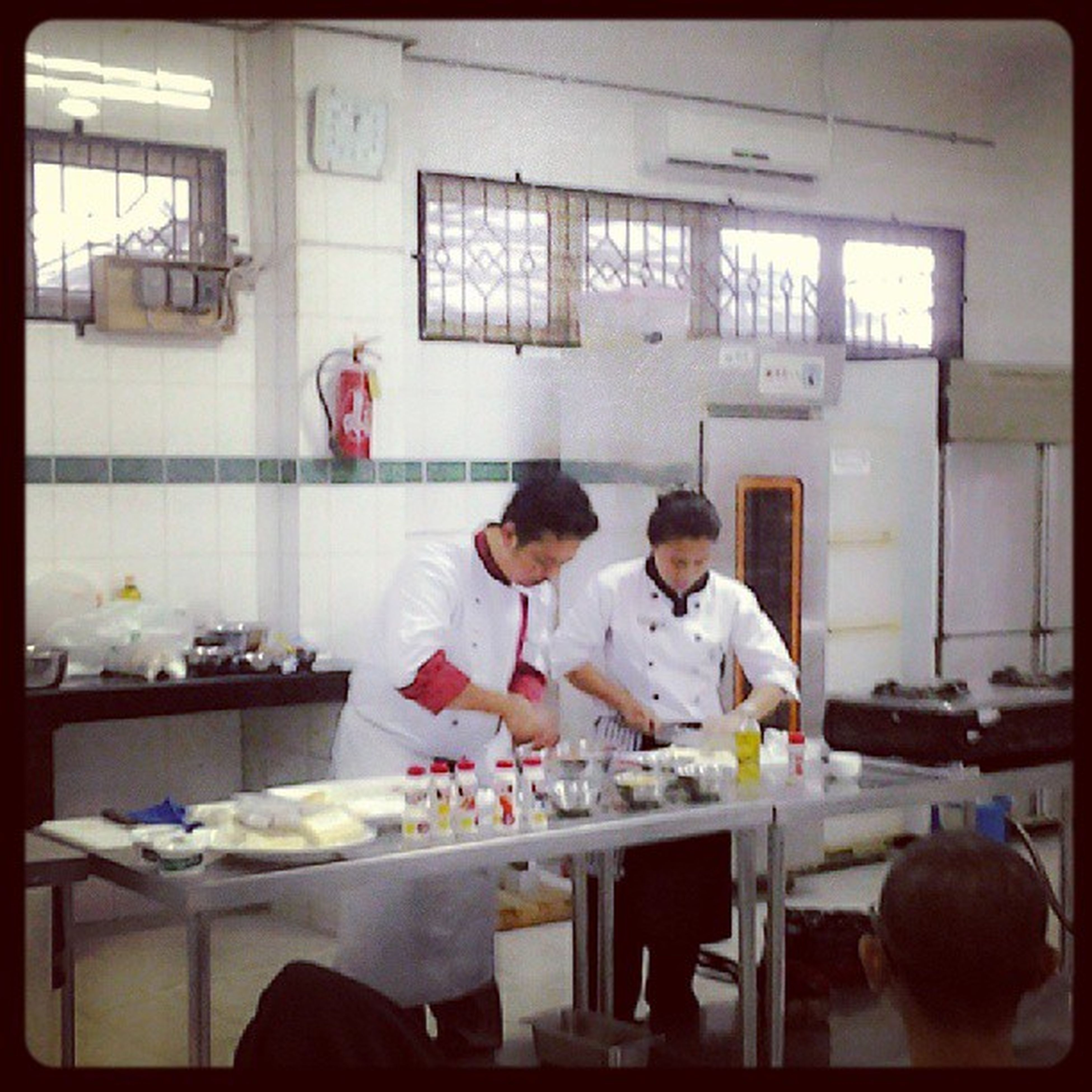 Event Akpar Pastryclass Cheeses chef indonesia scandal @manda