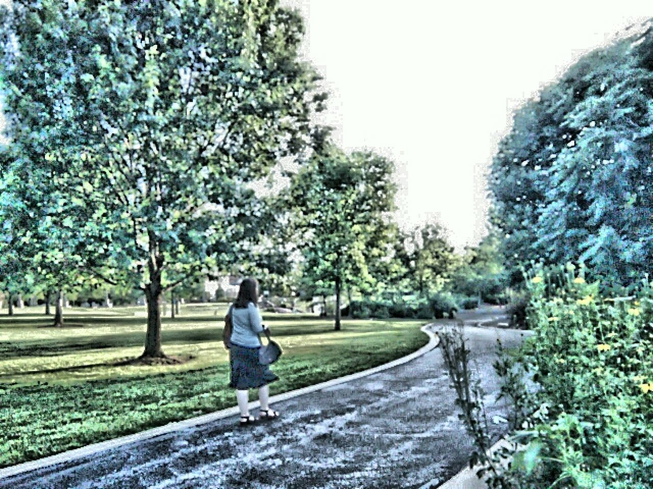 A little lady strolling down a wandering path... Woman In Phases Women With Curves Female Form Park Life Eyeemphotography Fresh On Eyeem  Day At The Park  Hdr Camera Landscape_Collection HDR Streetphotography Parks And Recreation Parkscapes Eyeem People Watching Hdriphonegraphy Eyeem Market Path In Nature Pathswewalk Path To Nowhere Eyem Best Shot - My World Hdr_gallery Showcase June EyeEm Gallery My Point Of View Eyeem Trending Popular