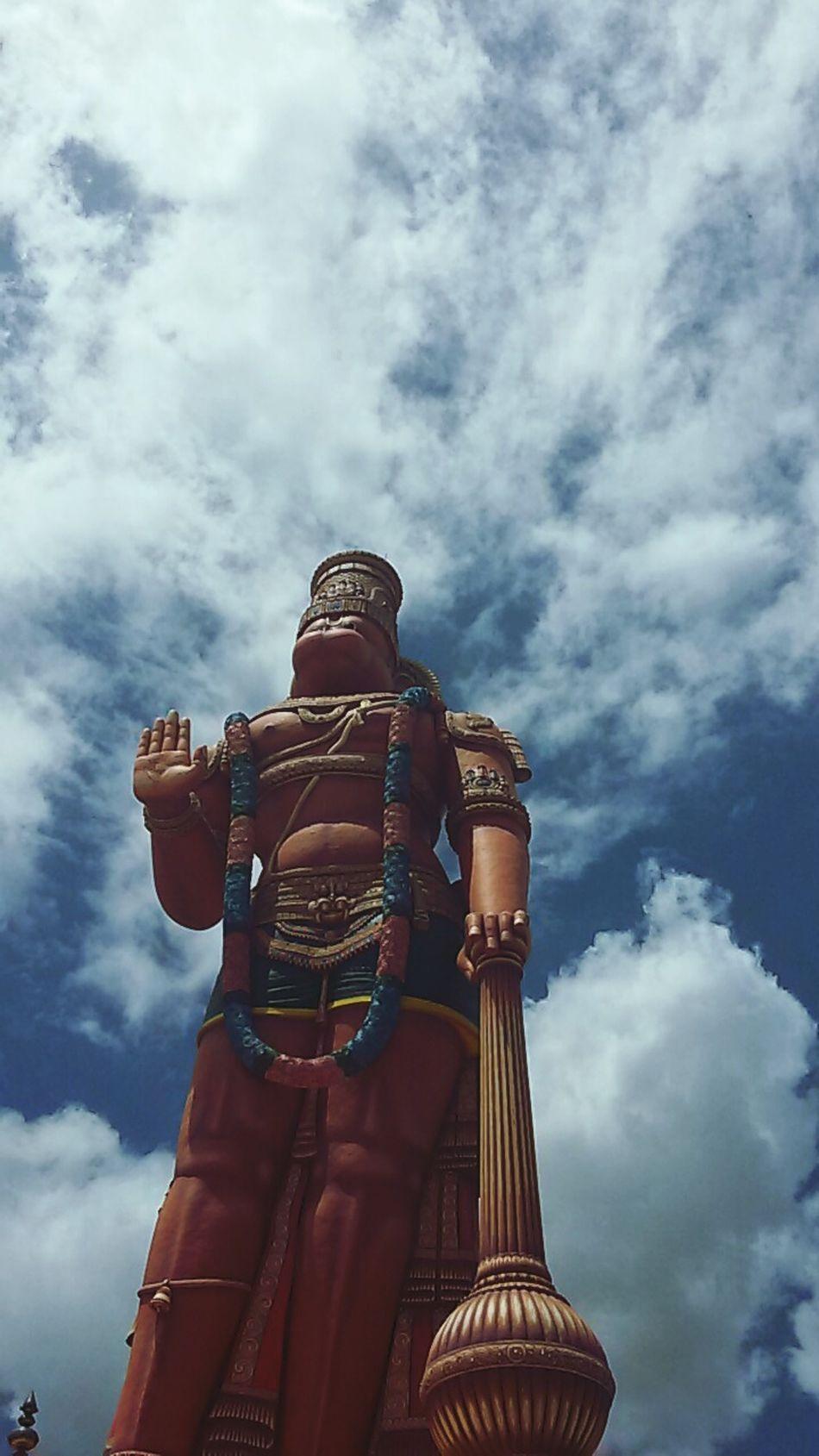 Showcase March Hanuman Dattatreya Mandir Trinidad And Tobago Sky Murti