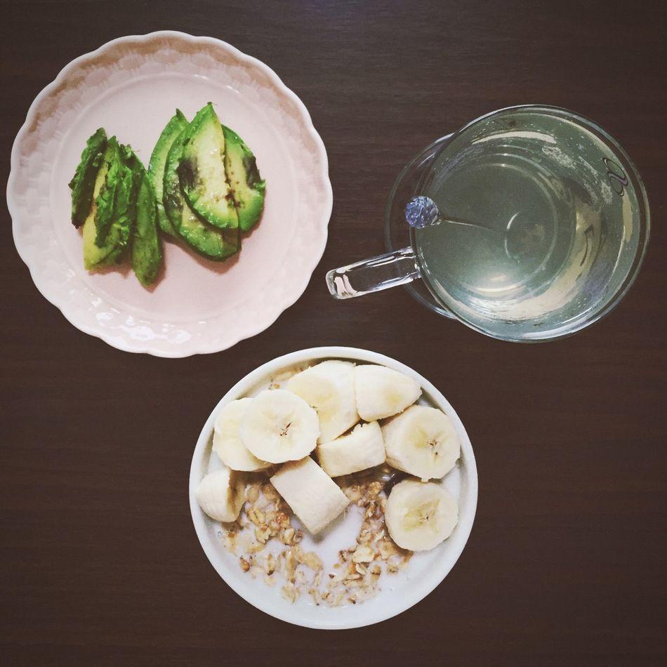 Eating Healthy Enjoying Life Power Boost Relaxing Breakfast Taking Photos Good Morning!
