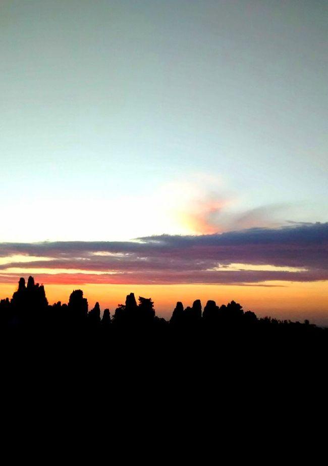 Landscape Summer2014 Remember Silence Sky And Clouds Terra Sarda