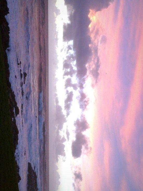Lecadapalmeira Mar Porto Portugal Sunset Ocean Sea