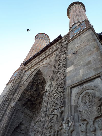 Architecture Low Angle View Built Structure History Building Exterior Travel Destinations Day