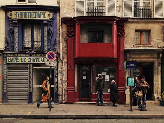 streetphotography in Paris by Jean-Christophe Polgár