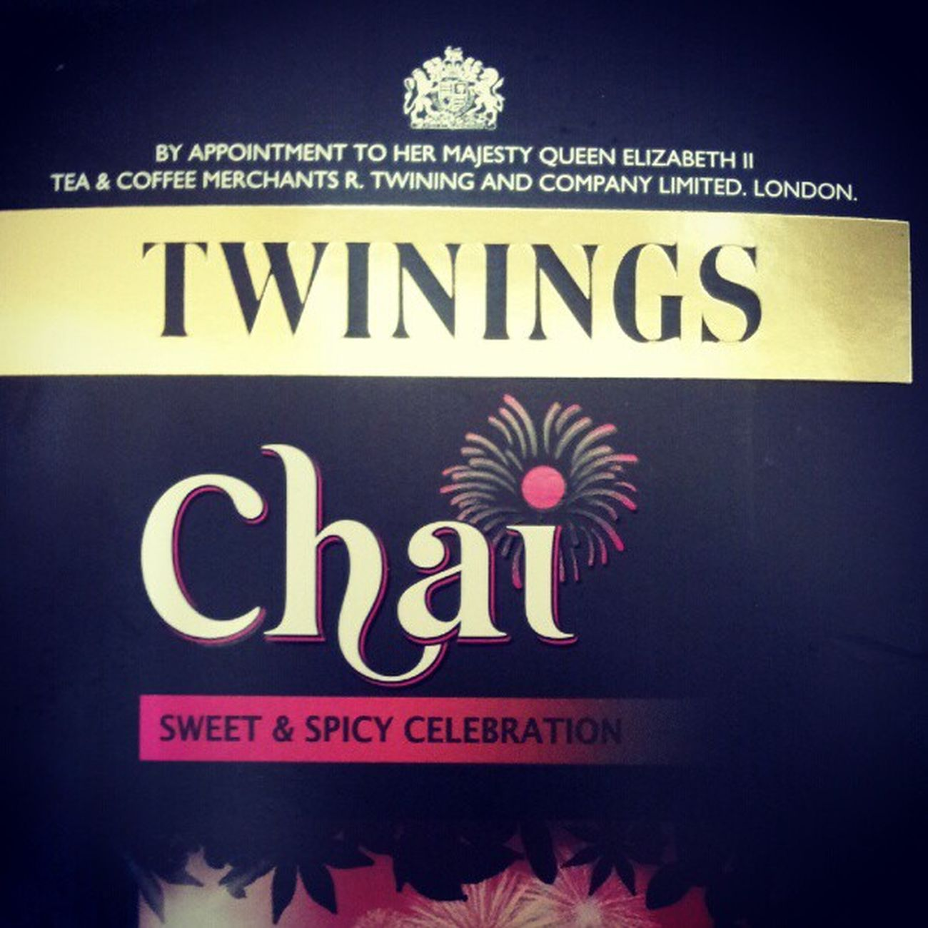 Chai Twinings Tea Sweet &spicy Indian MasalaTea Tasteofhome