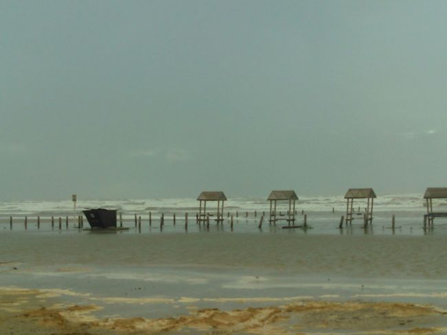 Tropical Storm had High Winds and Flooding