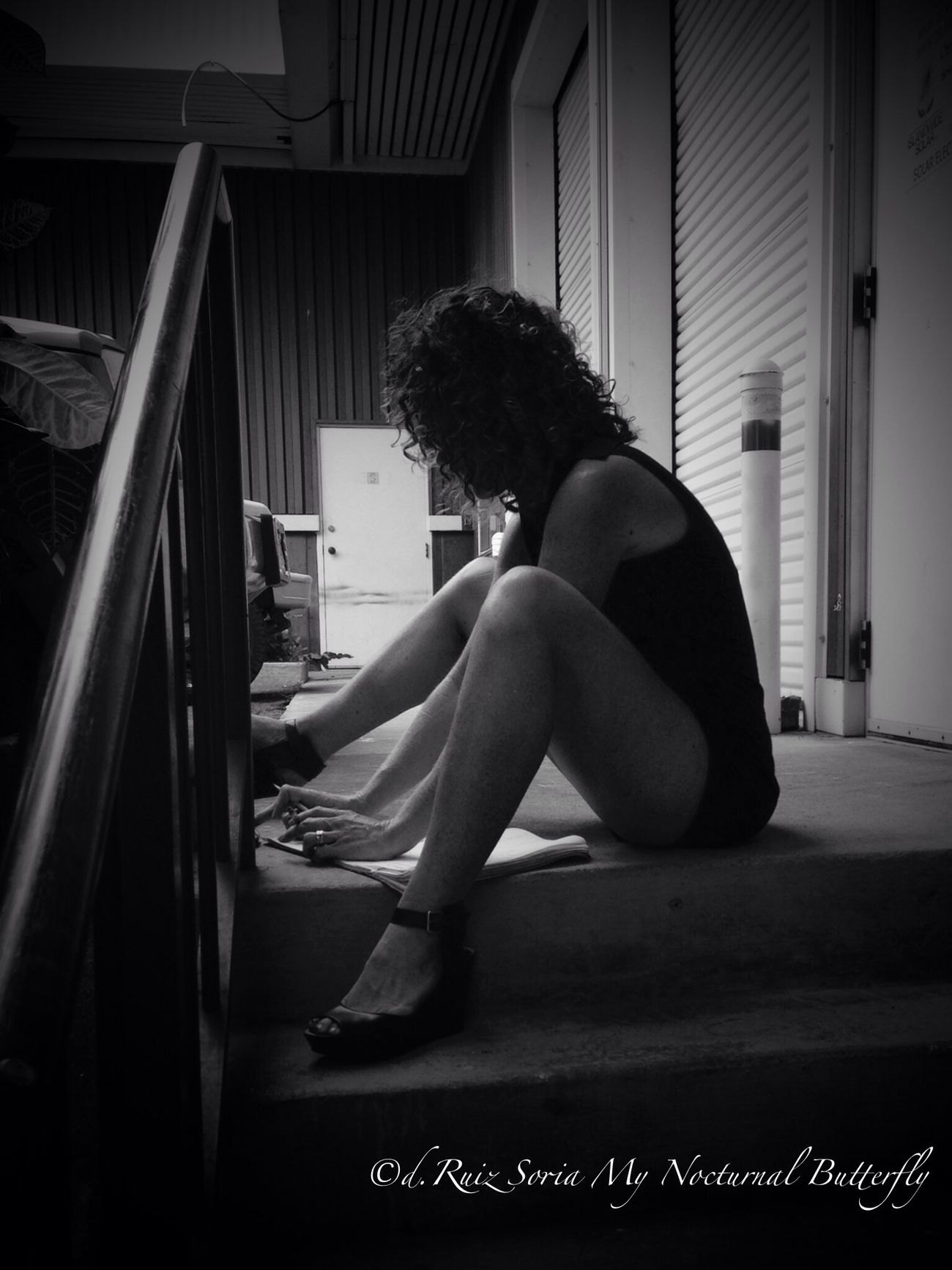 Streetphoto_bw EyeEm Best Shots - Black + White Portrait Streetphotography