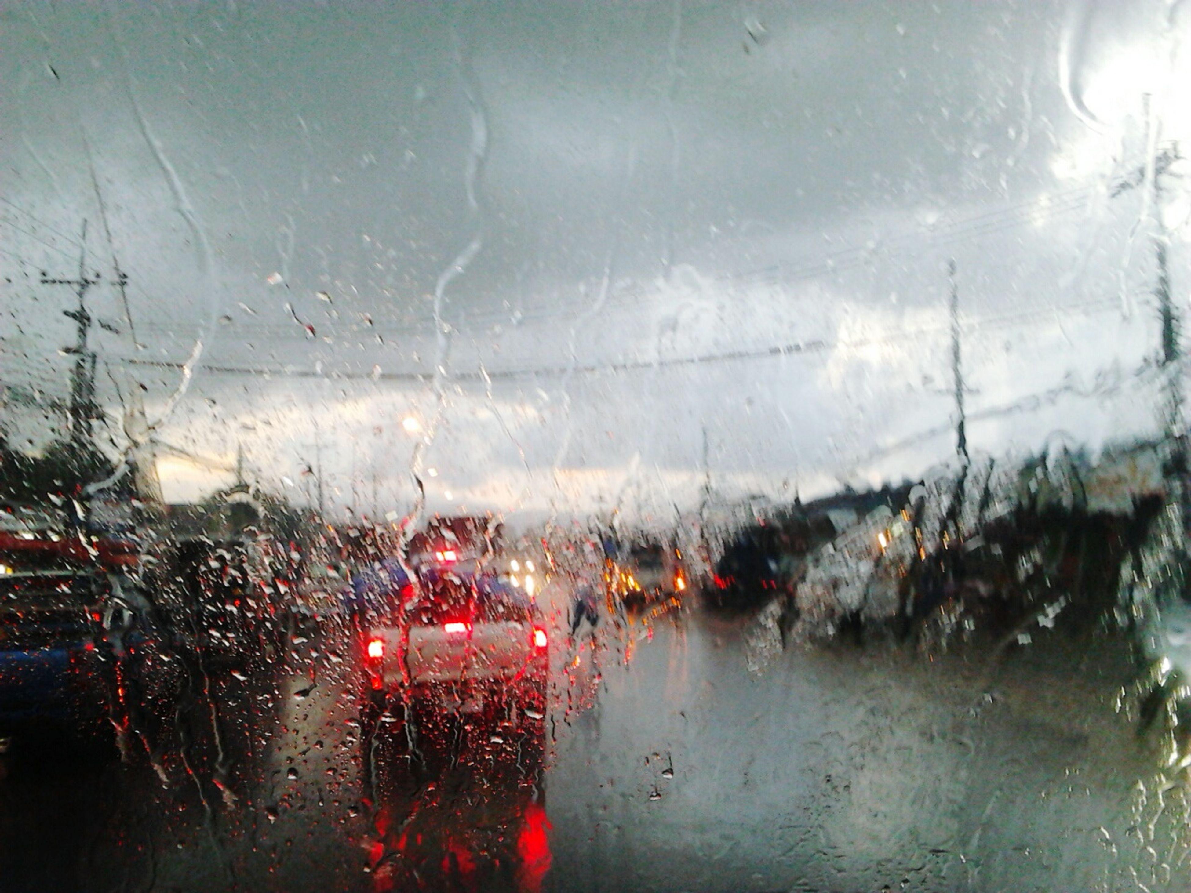 wet, drop, rain, water, window, transparent, weather, glass - material, indoors, raindrop, season, monsoon, sky, car, vehicle interior, rainy season, glass, transportation, land vehicle, full frame
