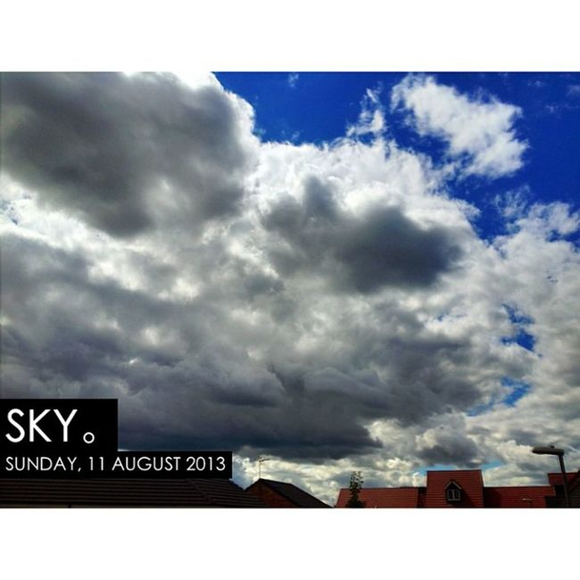 Photooftheday InstaCC Instaccnatured1 Sky Skysnappers Skypainters HDR Iphoneonly Photo365 K8marieuk Hdraddict Cloudporn Skyporn Nottinghamshire