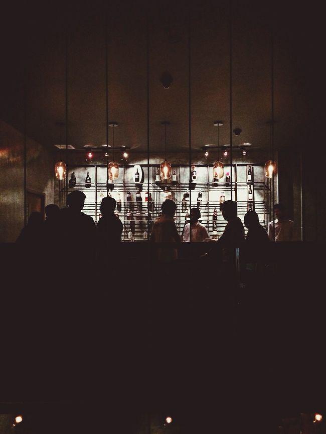 Enjoy drinker people. Whisky Bar Cask81 Yangon, Myanmar