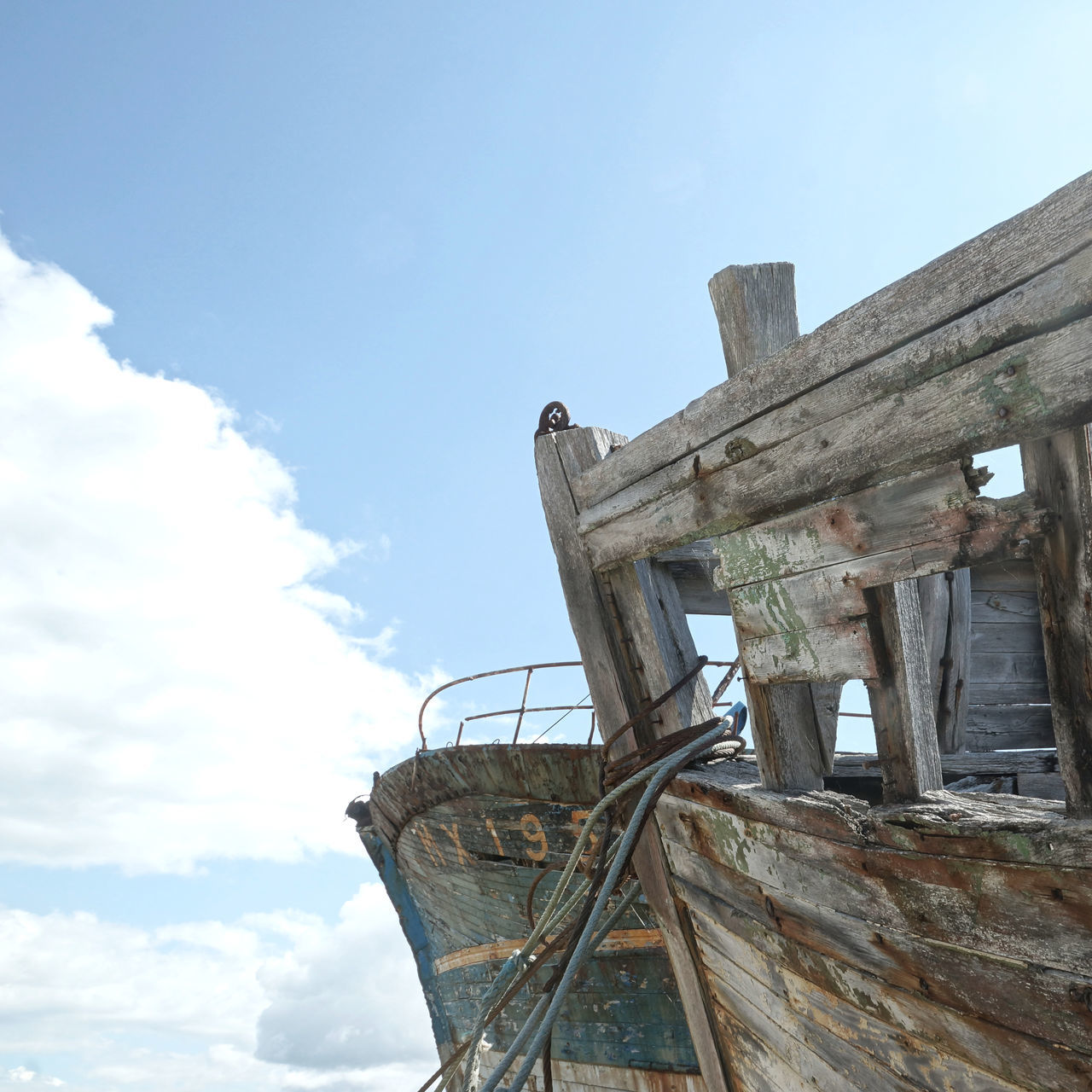Shipwrecks in Camaret-sur-Mer, Brittany Abandoned Bad Condition Bow Brittany Camaret-sur-Mer Cloud - Sky Damaged Day Destruction Fishing Boat Fishing Village France History Low Angle View Maritime Maritime Photography No People Obsolete Outdoors Run-down Ship Shipwreck Sky Summertime Sunny