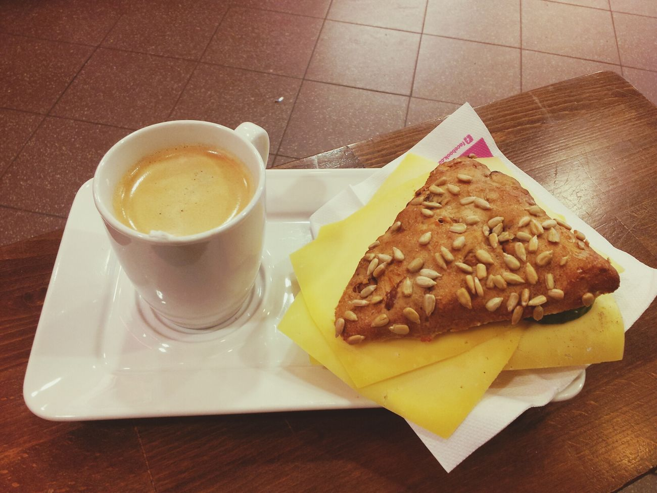 Broodjekaas Lunch Break Dutch Food Enjoying Life