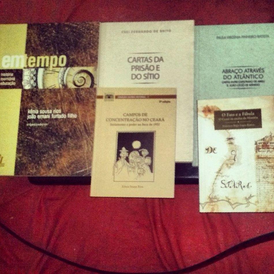 Novas leituras o/ Historia HistóriadoBrasil HistóriadoCeará Fortaleza Ceará Brasil Brazil books livros igers