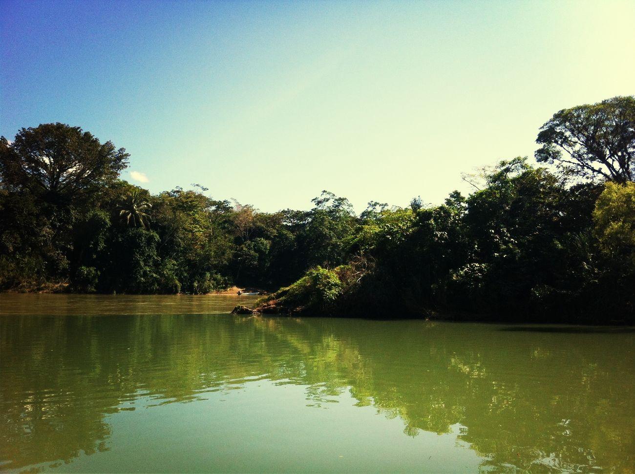 Verde más allá Tapijulapa, Tabasco Landscape Greenday
