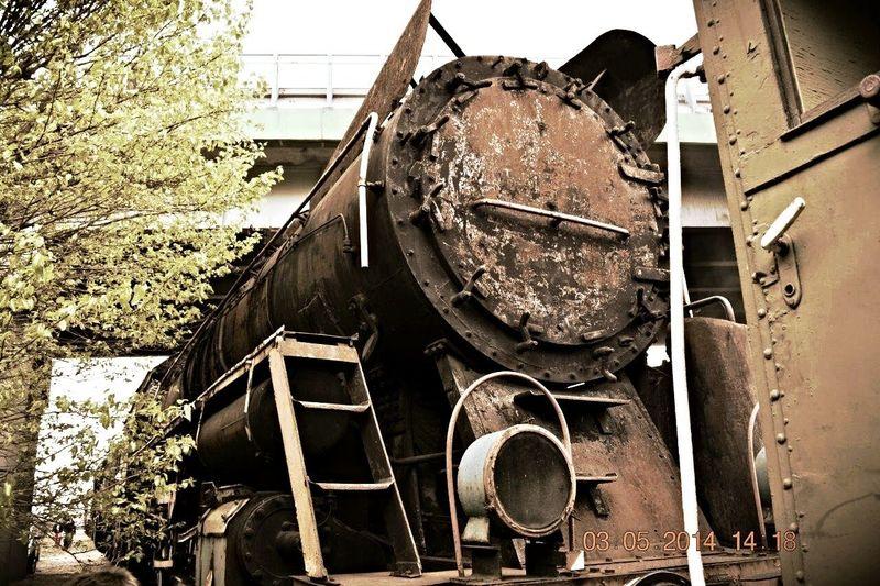 Wolsztyn Poland Old Train