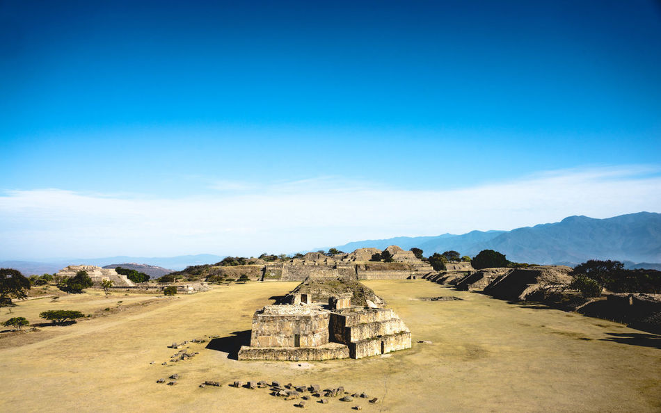 Ancient Ancient Ancient Architecture Ancient Civilization Ancient Ruins Archaeology Archeology Architecture Arid Climate Art Blue Cosmos Culture History Landscape Landscape_photography Mexico Mexico_maravilloso Monte Alban Nature Outdoors Prehispanic Pyramid Sky Tranquil Scene