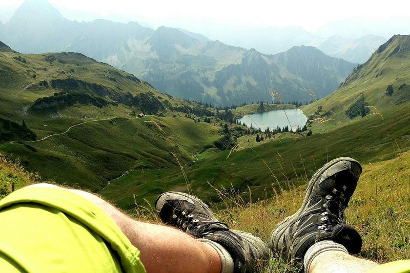 Protecting Where We Play Relaxing EyeEm Deutschland EyeMe Best Shot - Landscape For You ;-) Allgäuer Alpen Seealpsee
