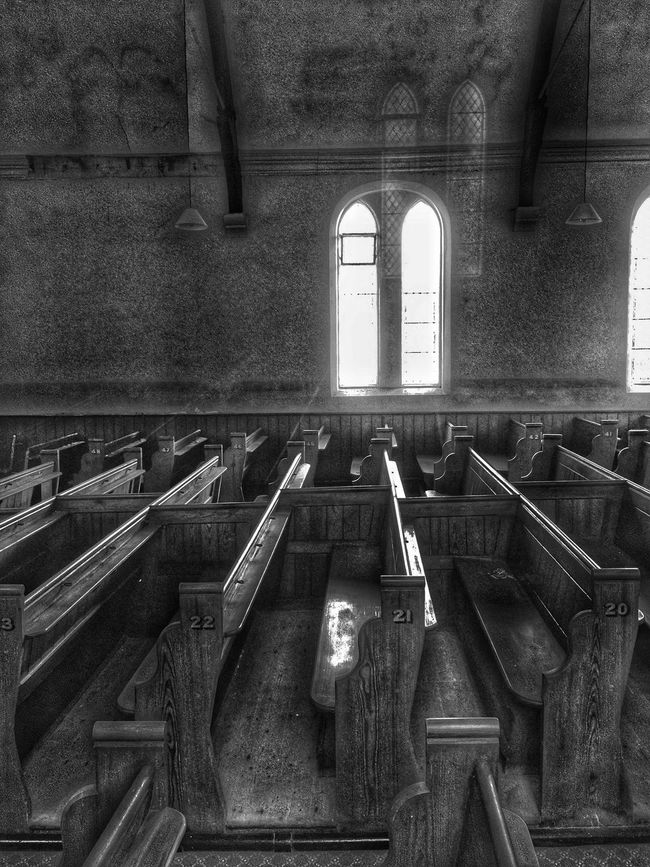 Twentyfold EyeEm Best Shots - Black + White Church Abandoned Blackandwhite
